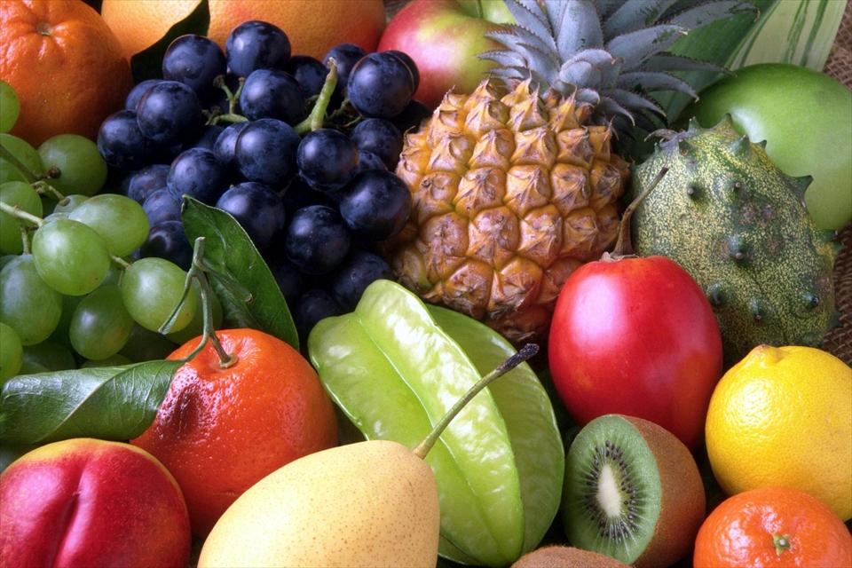 食べさせても大丈夫な果物
